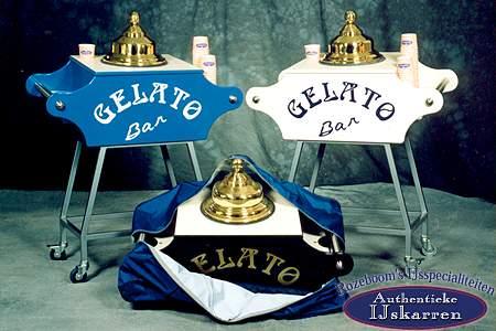 ijskar rozeboom Gelato Bar